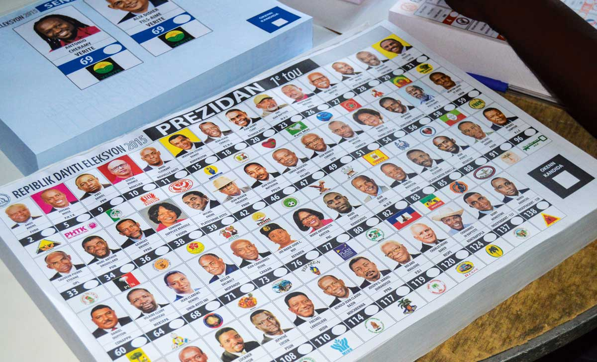 CES TRENTE DERNIÈRES ANNÉES, Haïti a connu 19 Premiers ministres et 16 chefs d'Etat.