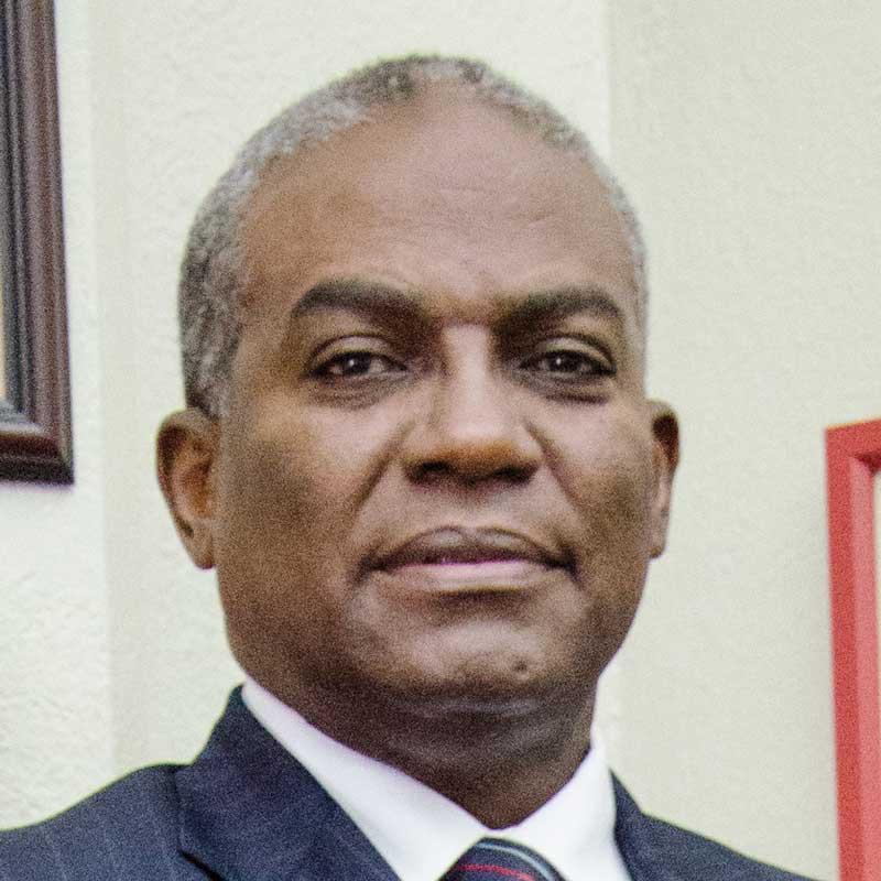 MAXIME CHARLES Président de l'Association Professionnelle des Banques et Directeur de la Scotiabank. Georges H. Rouzier / Challenges