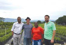 D&D MAMBA Stanley Durmonay et Jason Delis en Haïti