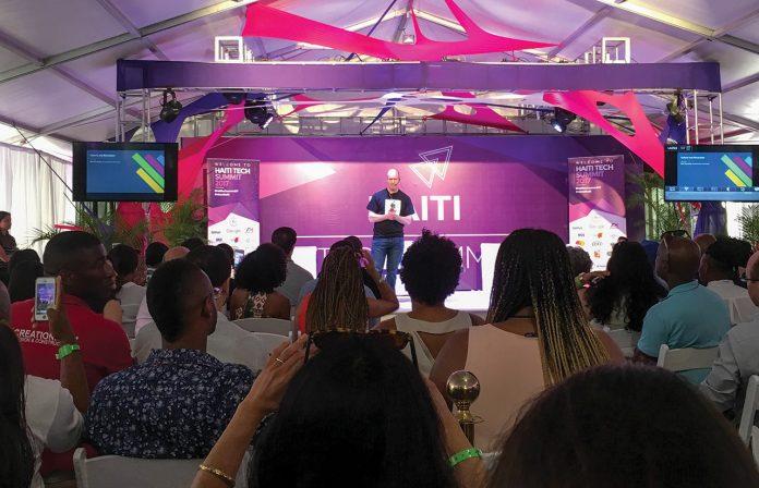 BEN HOROWITZ à Haiti Tech Summit