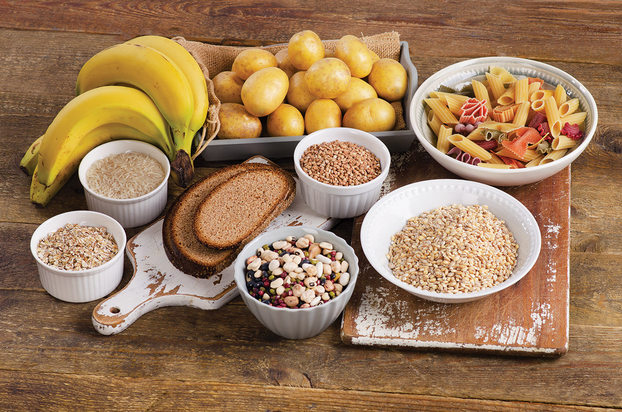 Aliments énergétiques. Istock/ Getty Images