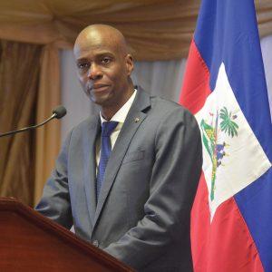 Jovenel Moïse, Président de la république. <br />Timothe Jackson/ Challenges